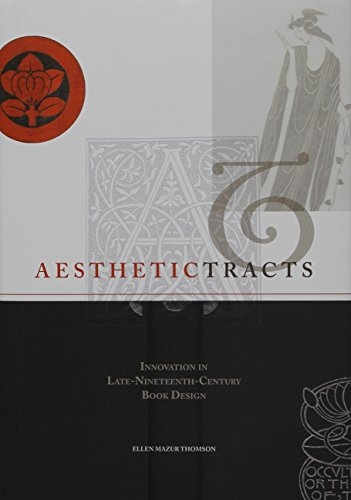 9781584563365: Aesthetic Tracts: Innovation in Late-nineteenth Century Book Design