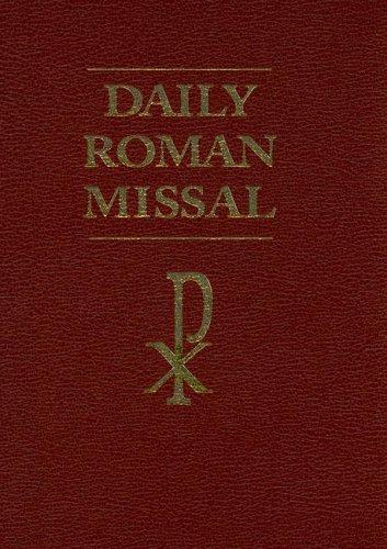 9781584591948: Daily Roman Missal (Burgundy)