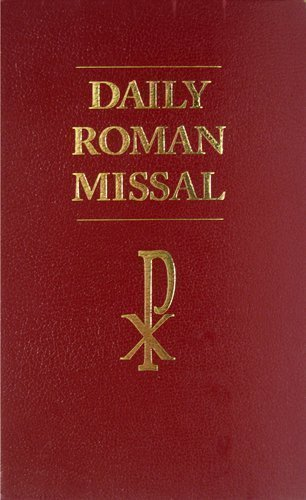 9781584592099: Daily Roman Missal (Large Print, Leather)