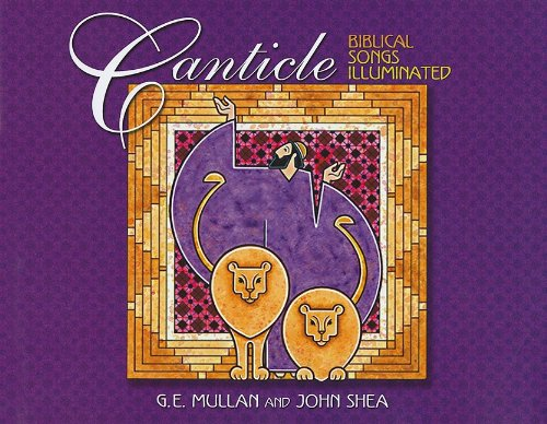 9781584594277: Canticle: Biblical Songs Illuminated