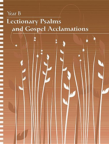9781584595601: Lectionary Psalms and Gospel Acclamations: Year B