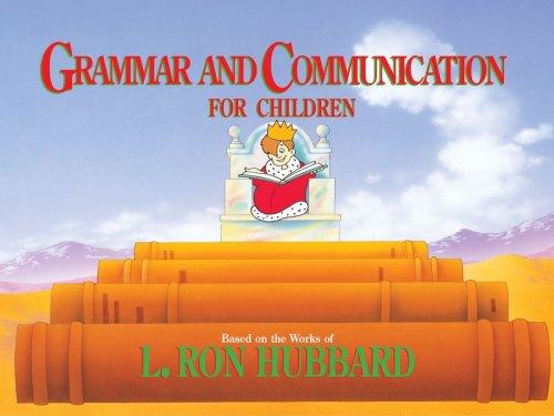 9781584600091: Grammar and Communication for Children