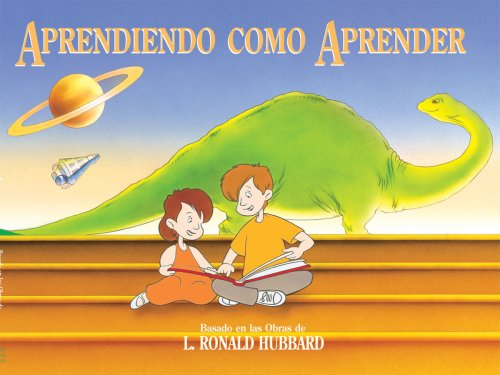 Aprendiendo C?mo Aprender (Spanish Edition): L. Ron Hubbard