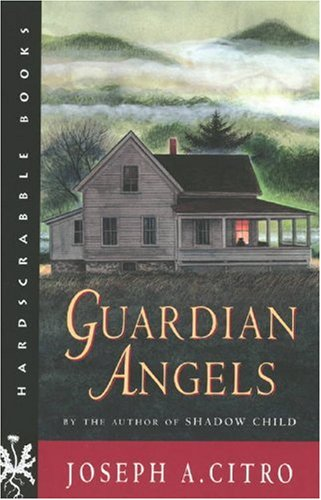9781584650027: Guardian Angels (Hardscrabble Books–Fiction of New England)
