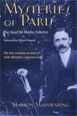 9781584650089: Mysteries of Paris : The Quest for Morton Fullerton