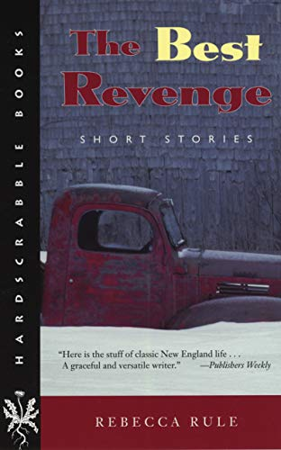 9781584653738: The Best Revenge: Short Stories (Hardscrabble Books–Fiction of New England)