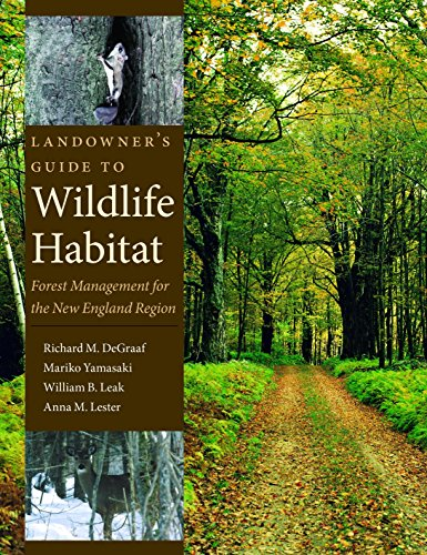 9781584654674: Landowner's Guide to Wildlife Habitat: Forest Management for the New England Region