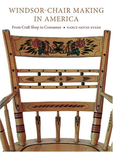 9781584654933: Windsor-Chair Making in America: From Craft Shop to Consumer