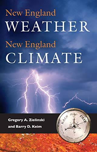 9781584655206: New England Weather, New England Climate