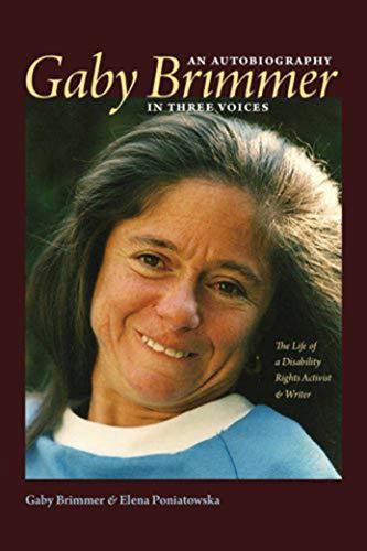 9781584657583: Gaby Brimmer: An Autobiography in Three Voices (HBI Series on Jewish Women)