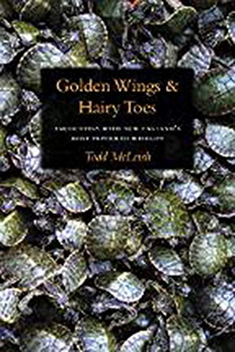 9781584657644: Golden Wings & Hairy Toes: Encounters with New England's Most Imperiled Wildlife