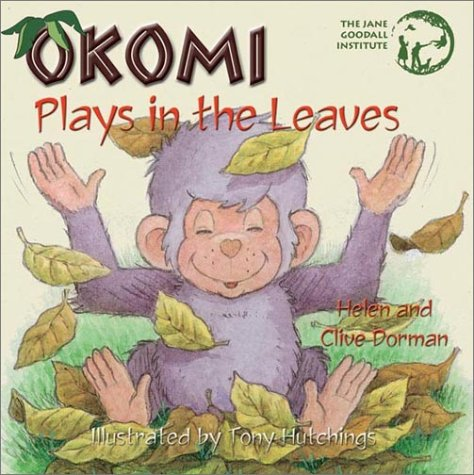 Okomi Plays in the Leaves (The Okomi: Dorman, Helen; Dorman,