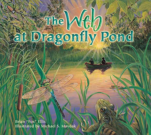 The Web at Dragonfly Pond: Ellis, Brian