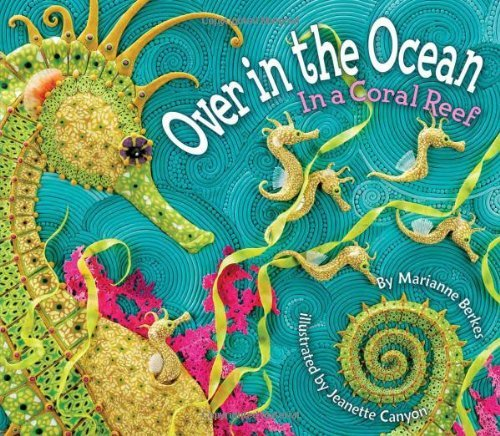 Over in the Ocean: In a Coral Reef (Board Books)