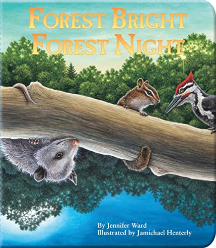 9781584690894: Forest Bright, Forest Night (Simply Nature Books)