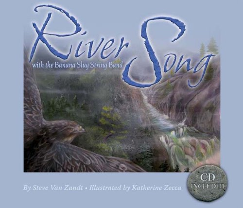 River Song : With the Banana Slug String Band (Includes Music CD)