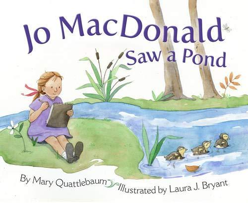 9781584691501: Jo MacDonald Saw a Pond (Jo MacDonald Series)