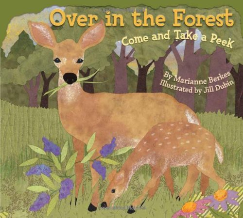 9781584691631: Over in the Forest: Come and Take a Peek