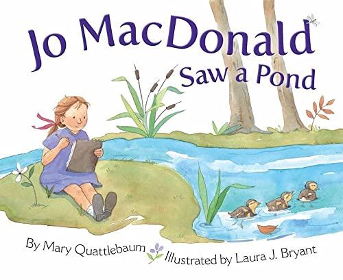 9781584692249: Jo Macdonald Saw a Pond