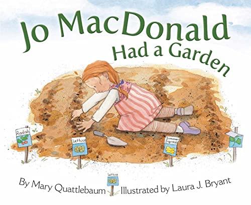 9781584692256: Jo MacDonald Had a Garden
