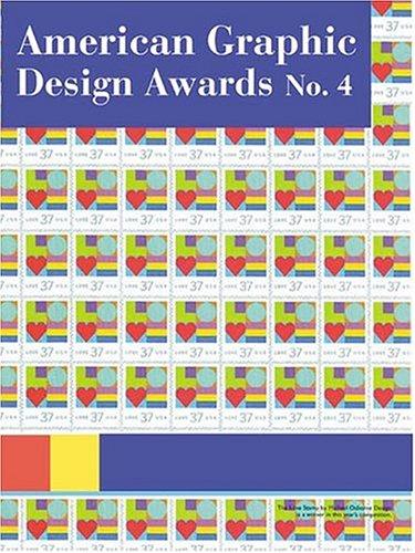 9781584710769: American Graphic Design Awards No. 4