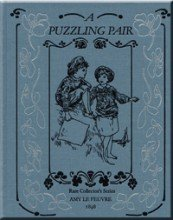 9781584740490: A Puzzling Pair (Rare Collector's Series)