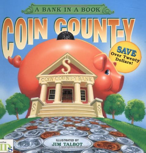 9781584760030: Coin County: A Bank in a Book
