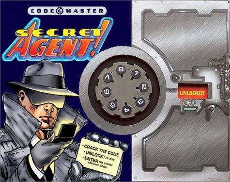 9781584760726: Code Master: Secret Agent!