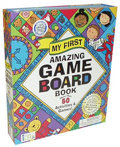 9781584760948: My First Amazing Game Board Book (Amazing Game Board Books)