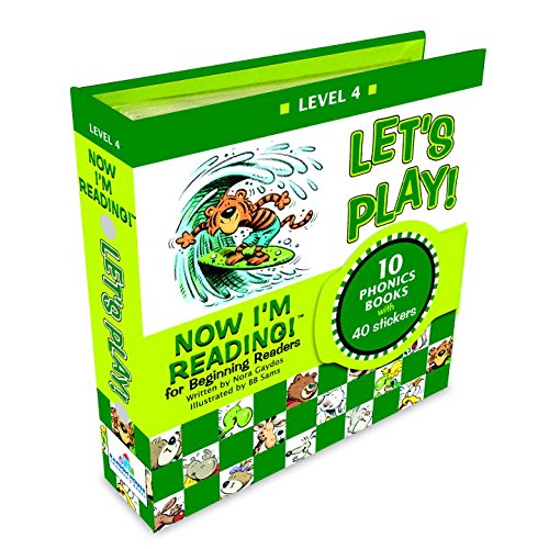 9781584760993: Now I'm Reading: Let's Play!-Level 4 More Word Skills