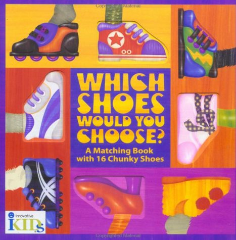 9781584761020: Which Shoes Would You Choose? -Find & Fit Series