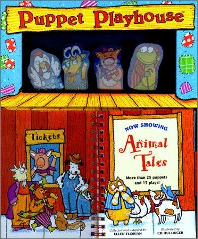 9781584761037: Puppet Playhouse