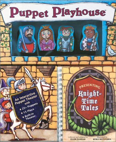 9781584761358: Puppet Playhouse: Knight-Time Tales