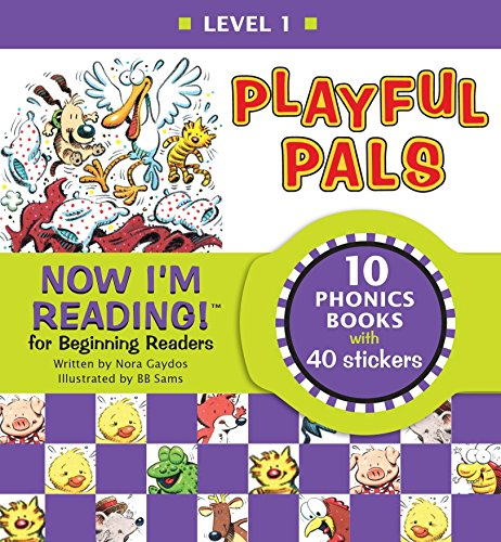 9781584762034: Now I'm Reading! Level 1: Playful Pals (NIR! Leveled Readers)