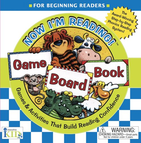 9781584762164: Now I'm Reading! Game Board Book