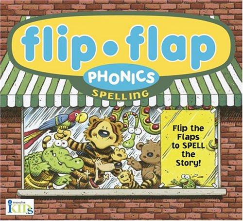 9781584762263: Flip-Flap Phonics: Spelling (Flip-Flap Books)
