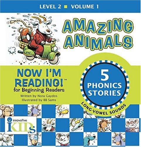 Now I'm Reading!: Amazing Animals - Volume 1: Level 2 (1584762446) by Nora Gaydos