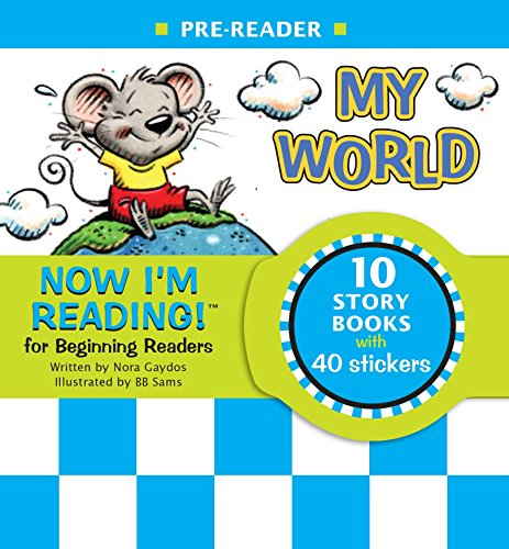 Now I'm Reading! Pre-Reader: My World (1584762632) by Nora Gaydos; BB Sams (Illustrator)