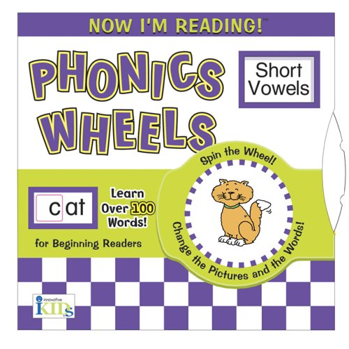 Now I'm Reading!: Phonics Wheels - Short Vowels (Now I'm Reading!: Level 1): Gaydos, Nora