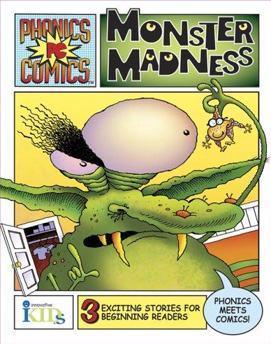Monster Madness: Elizabeth Dana Jaffe