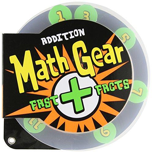 9781584763260: Math Gear: Fast Facts - Addition