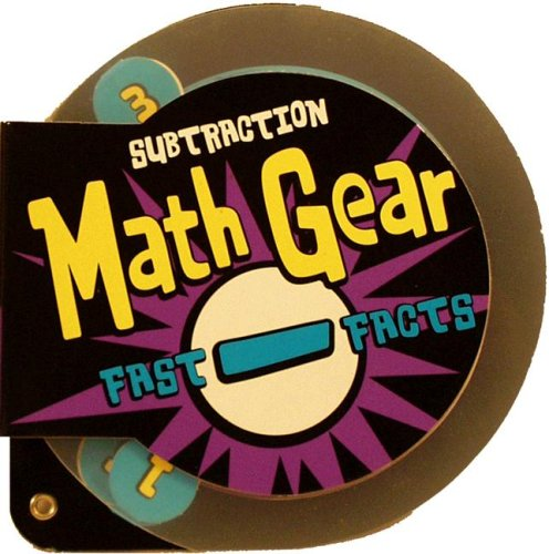 9781584763277: Math Gear: Fast Facts - Subtraction