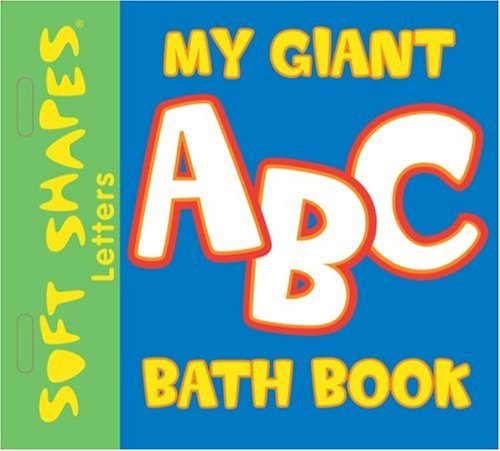 Soft Shapes: My Giant ABC Bath Book: Ikids