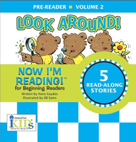 9781584764281: Look Around! Volume 2 (Now I'm Reading!)