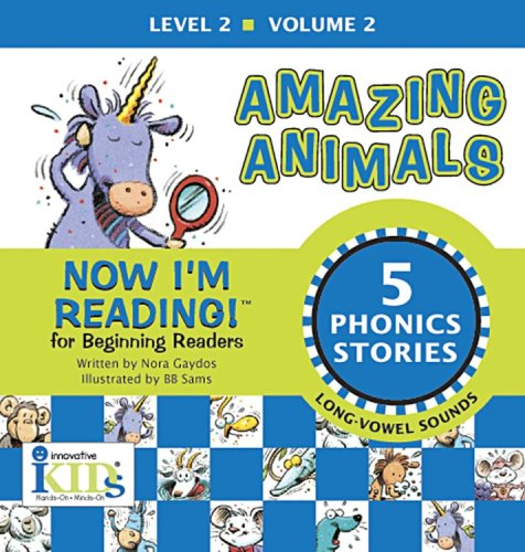 Now I'm Reading!: Amazing Animals - Volume 2 (1584764317) by Nora Gaydos