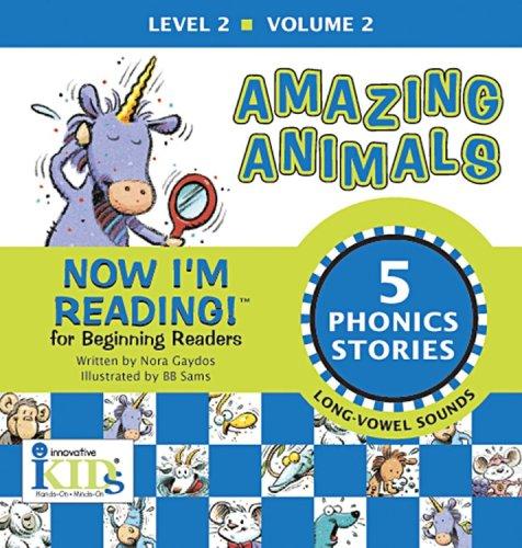 Now I'm Reading!: Amazing Animals - Volume 2 (9781584764311) by Nora Gaydos