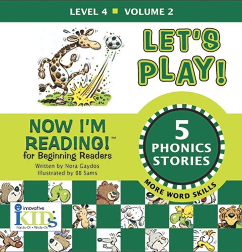 9781584764328: Now I'm Reading!: Let's Play! - Volume 2 (Now I'm Reading!: Level 4)