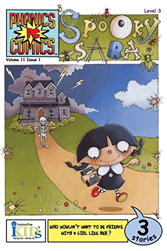 9781584764731: Phonics Comics: Spooky Sara - Level 3 (Phonics Comics: Level 3)