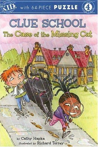 9781584764793: Innovative Kids Readers: Clue School - the Case of the Missing Cat - Level 4 (Innovativekids Readers, Level 4)