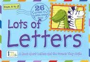 Lots of Letters: From A to Z (1584764813) by Tish Rabe